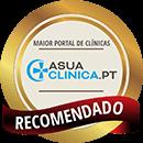 Clínica Profissional aprovada por asuaclinica.pt!